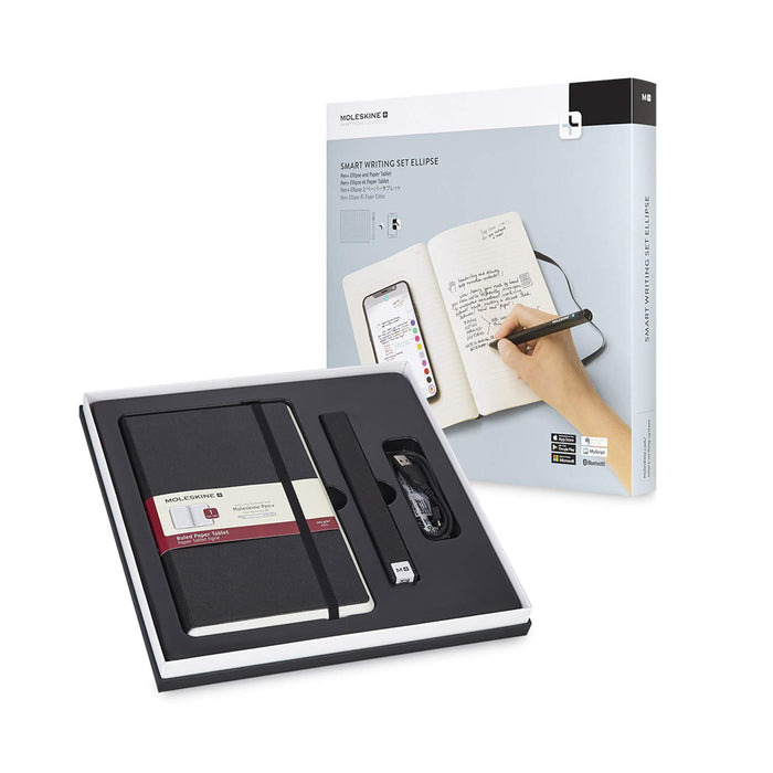 SMART WRITING SET ELLIPSE MOLESKINE