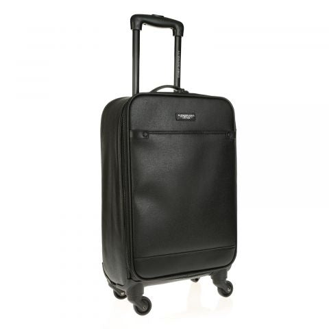 TROLLEY CABINA SPALDING PALM LINE NERO
