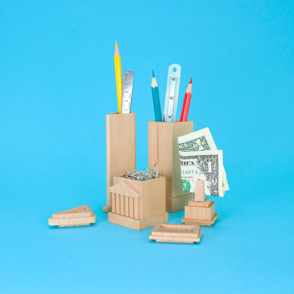 CITY DESK TIDY - NEW YORK