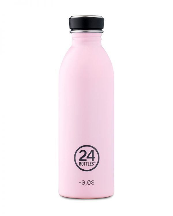 URBAN BOTTLE 500 ML CANDY PINK