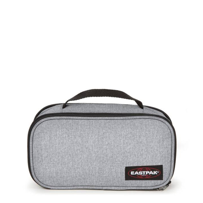 ASTUCCIO EASTPAK FLAT OVAL L SUNDAY GREY