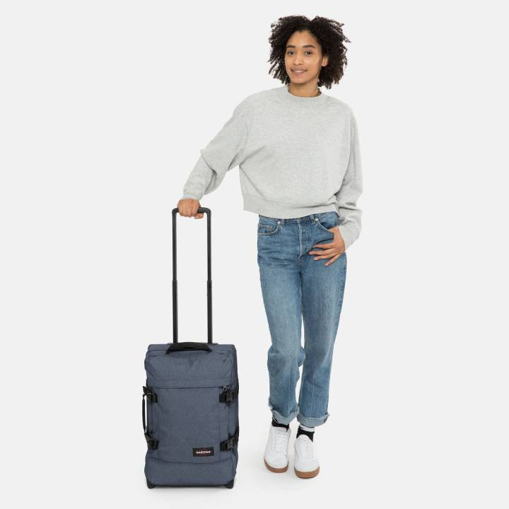 TROLLEY EASTPAK TRANVERZ S CRAFTY JEANS
