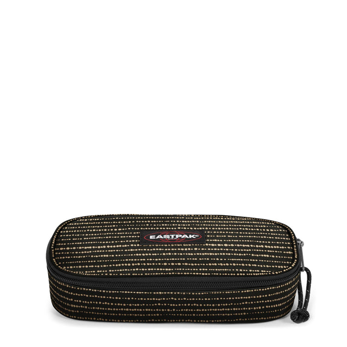 ASTUCCIO OVAL SINGLE TWINKLE GOLD EASTPAK