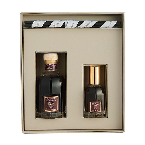 DR VRANJES GIFT BOX 100PLUS  100ML + SPRY 25 ML ROSSO NOBILE