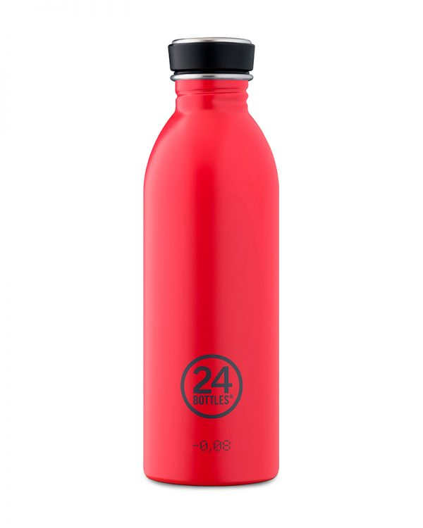 URBAN BOTTLE 500 ML HOT RED