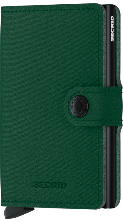 MINIWALLET SECRID YARD GREEN
