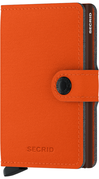 MINIWALLET SECRID YARD ORANGE