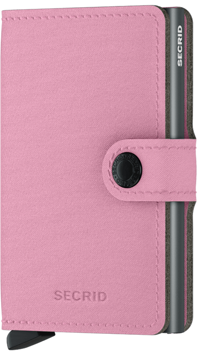 MINIWALLET SECRID YARD ROSE