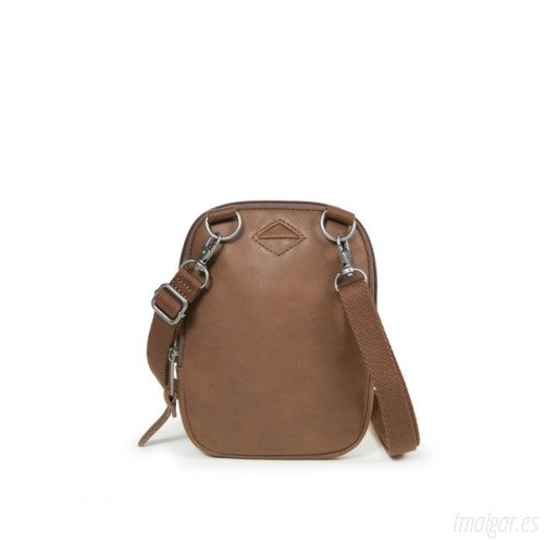 BORSELLO BROWNIE LEATHER EASTPAK
