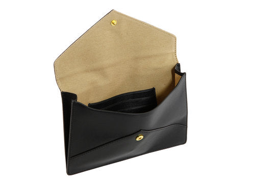 ENVELOPE NAVA SMOOTH MEDIUM 12X17 CM  BLACK