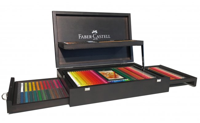 VALIGETTA FABER-CASTELL COLLECTION 36+36+36 ART 119986