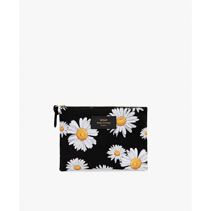 WOUF DAISY LARGE POUCH ART ML190004