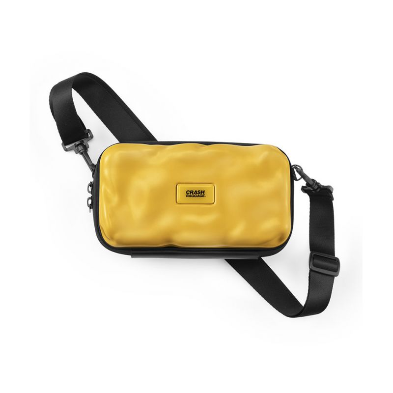 POCHETTE CRASH BAGGAGE MINI ICON CB 370 GIALLO