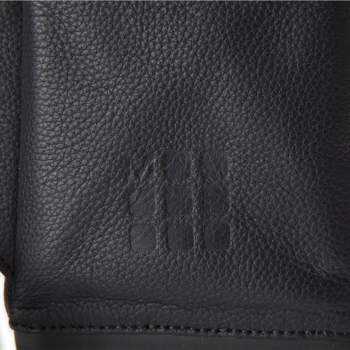 ZAINO CLASSIC LEATHER MOLESKINE ART ET74UBKBK NERO