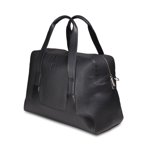 BORSONCINO - DUFFLE BAG MOLESKINE CLASSIC LEATHER ART ET84UDFLBK