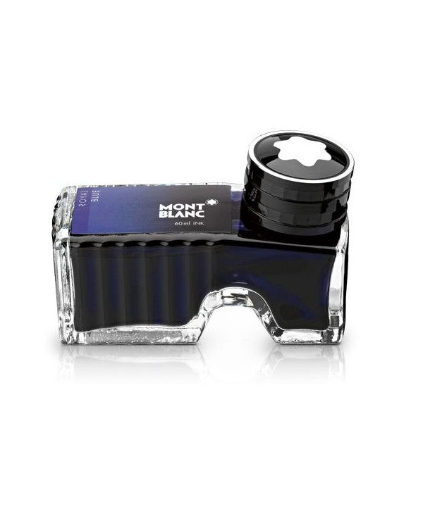 BOCCETTA INCHIOSTRO MONTBLANC  60 ML BLU ROYAL