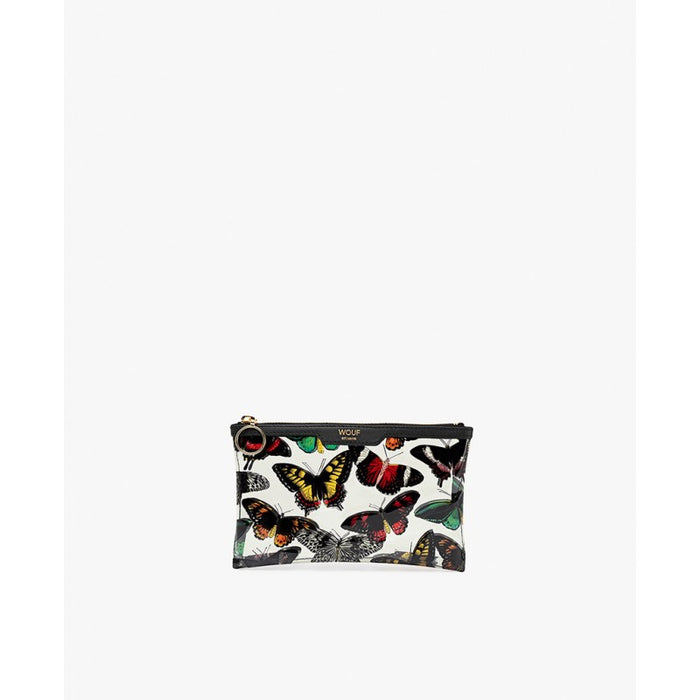 WOUF PAPILLONS POCKET CLUTCH ART MSA190002