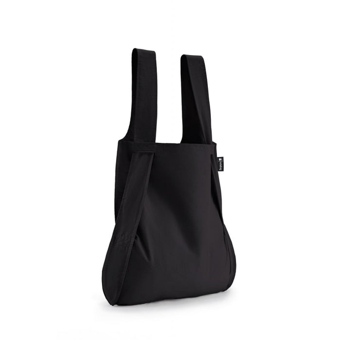 ZAINETTO NOTABAG BLACK