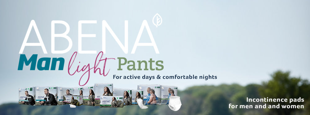 abena light incontinence range