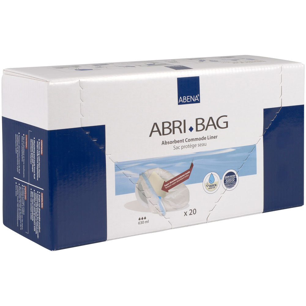 Abri-Bag Commode Liner Pack photo