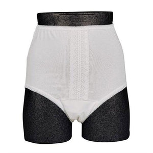 Abri-Wear Ladies Full Brief -44-46-120 ml-White