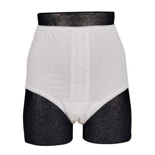 Abri-Wear Ladies Full Brief -48-50-120 ml-White
