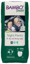 Bambo Dreamy Boy Night Pants (4-7 Years)