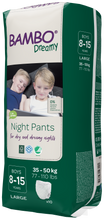 Bambo Dreamy Boy Night Pants (8-15 Years)