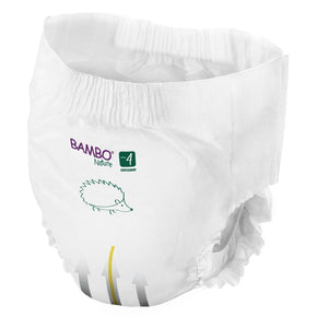 Bambo Nature Training Pants - Size 4 (7-14kg)