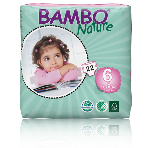Bambo Nature XL 35-66 lbs (16-30 kg)