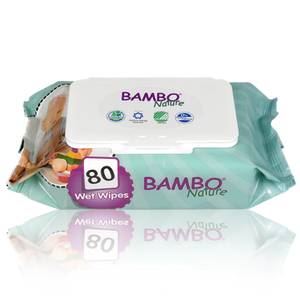 Bambo Nature Baby Wipes