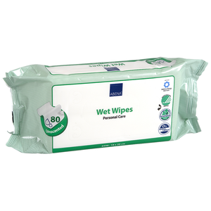 Wet Wipes - Tape Lid