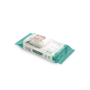 Bambo Nature Biodegradable Wipes