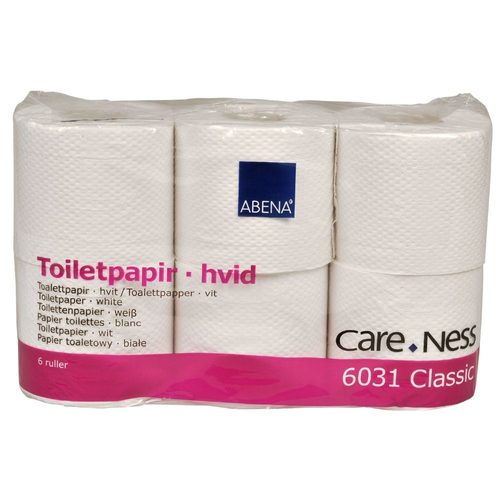 Abena Care-Ness Classic Toilet Paper