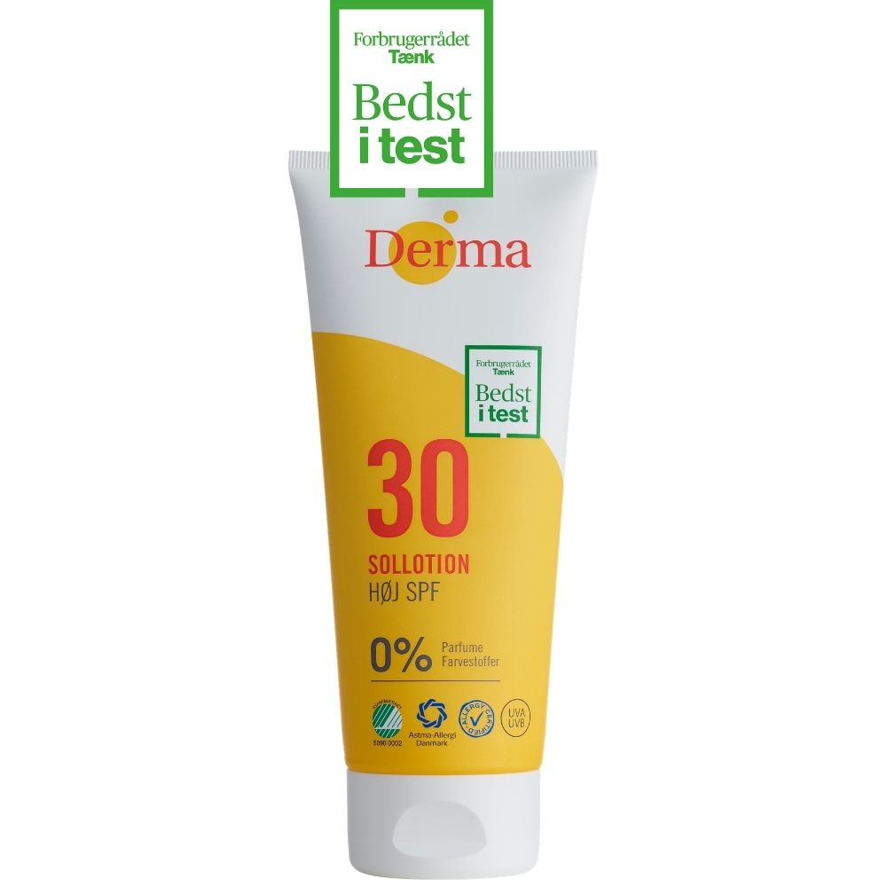 Derma Sun Lotion, 200ml - SPF 30