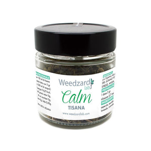 Calm ~ Tisana con erbe officinali