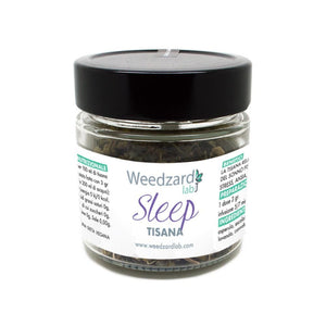 Sleep ~ Tisana con erbe officinali