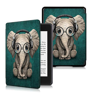 Music Elephant case for Kindle Paperwhite (10th Gen)