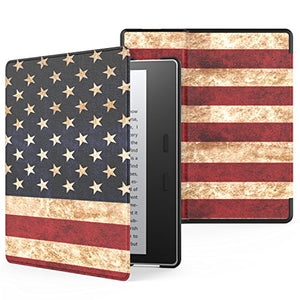 American Flag Case for Kindle Oasis (9th Generation)