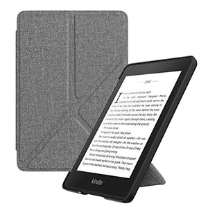 Standing Slim Shell Cover for Kindle Paperwhite (10th Gen, 2018 Releases)
