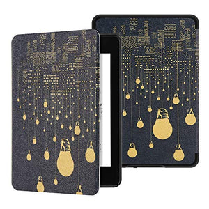 PU Leather Water-Safe Case for Kindle Paperwhite
