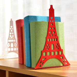 Korean Large Fashion Bookshelf Metal Bookend
