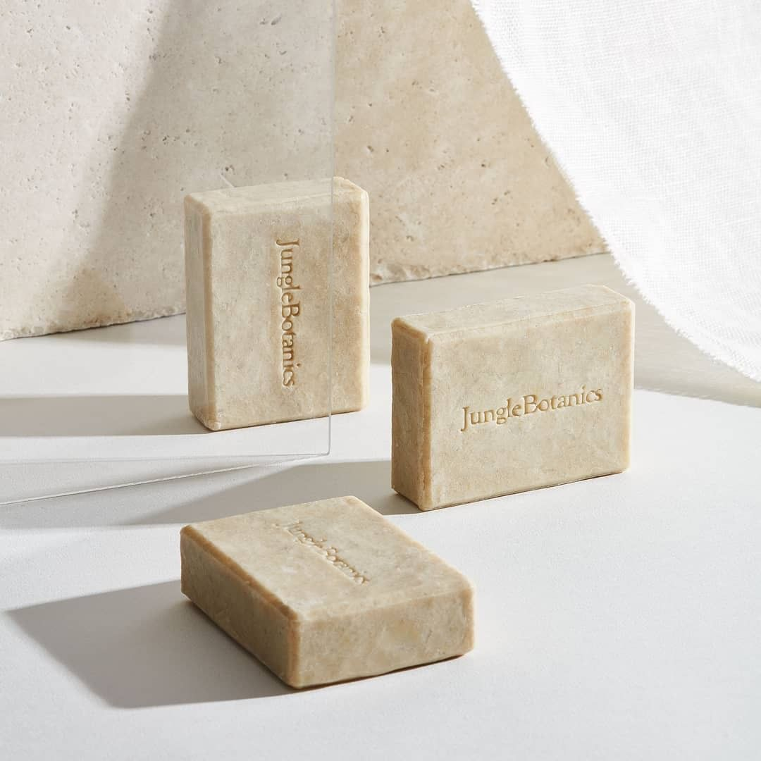 Jungle Botanics - The Ecru Clay Soap 110gr Korendy