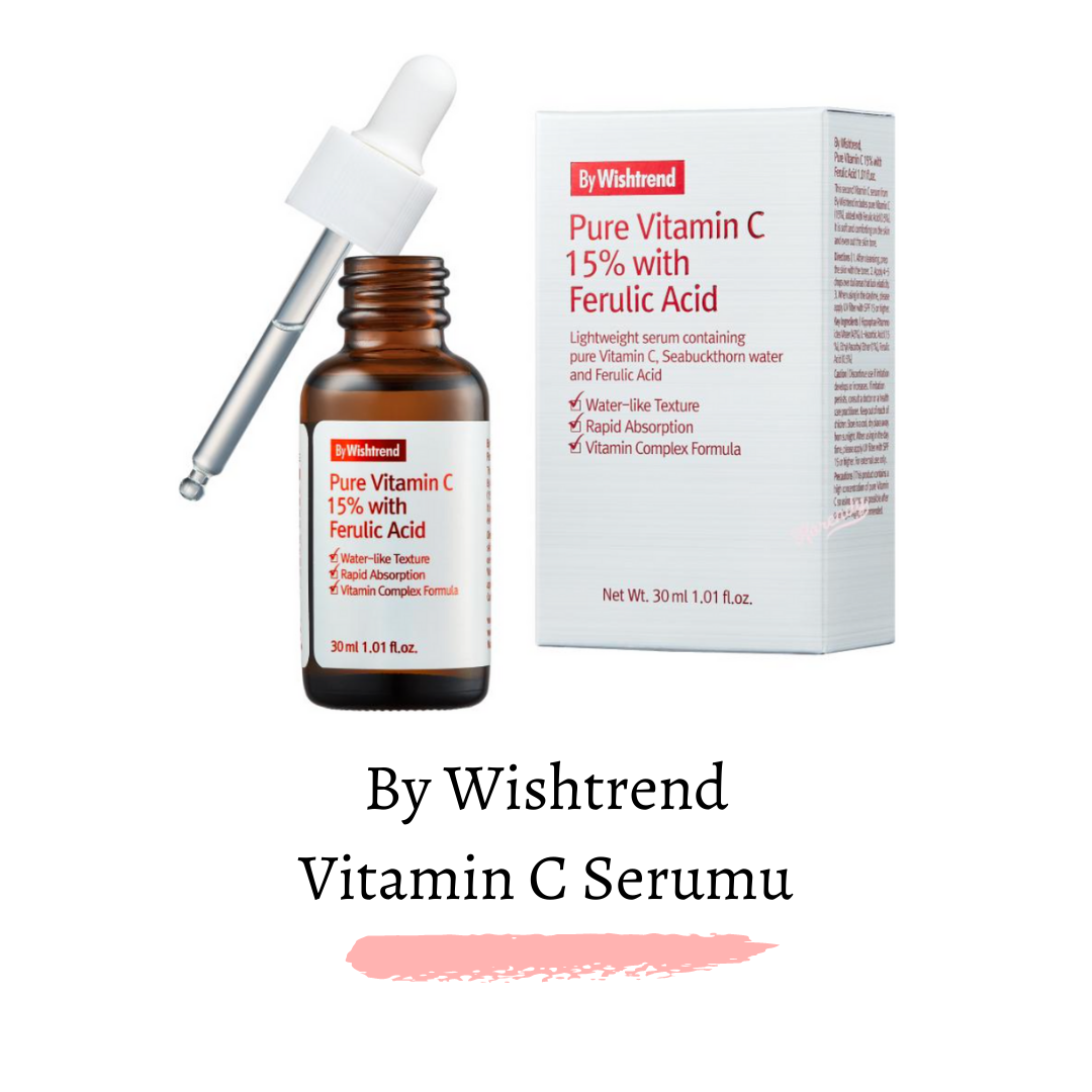 By Wishtrend - Pure Vitamin C 15% with Ferulic Acid