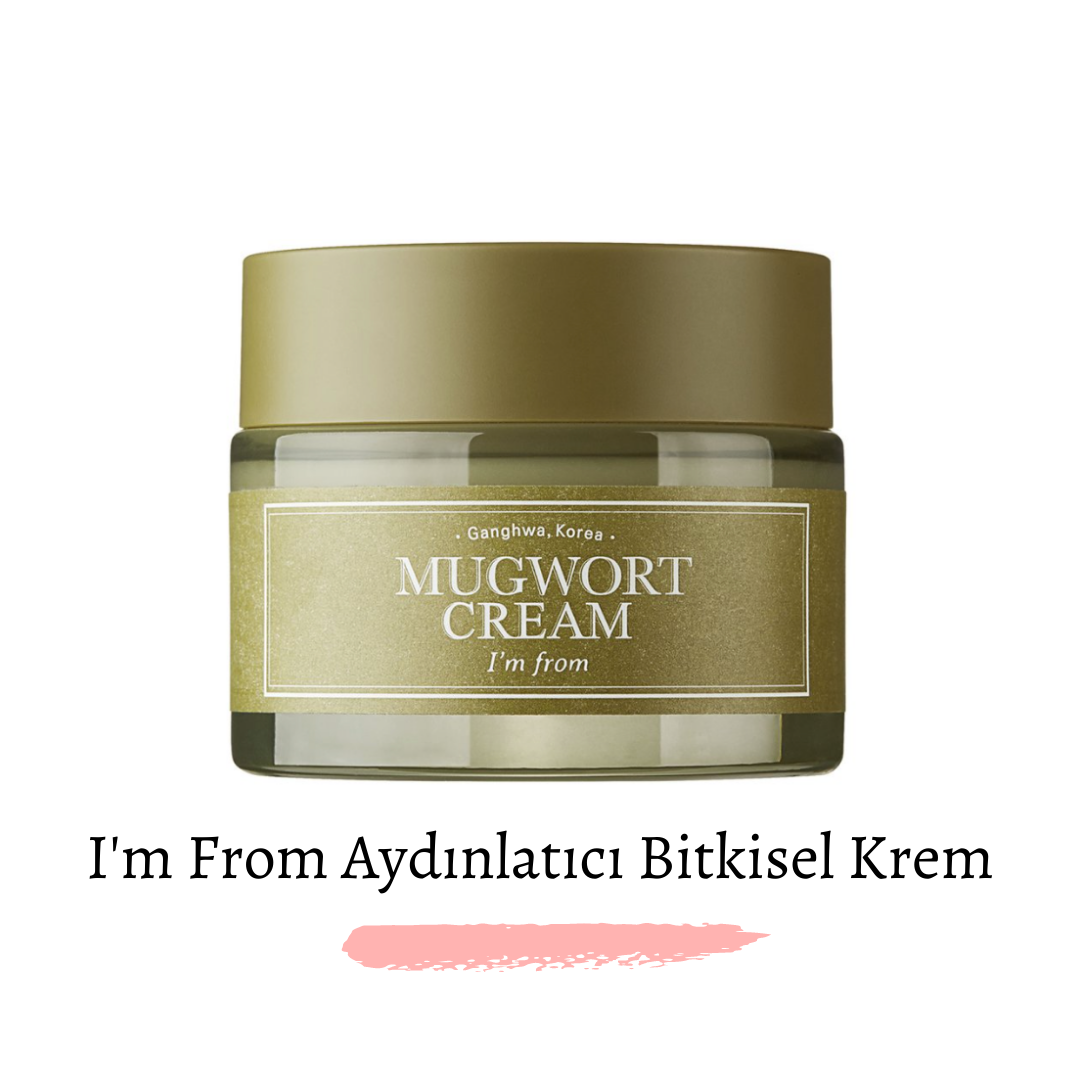 I'm From - Mugwort Cream