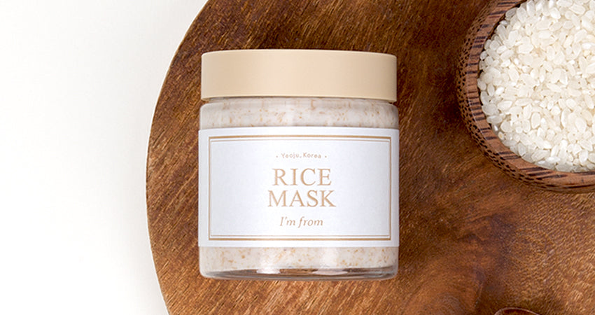 [I'm From] Rice Mask
