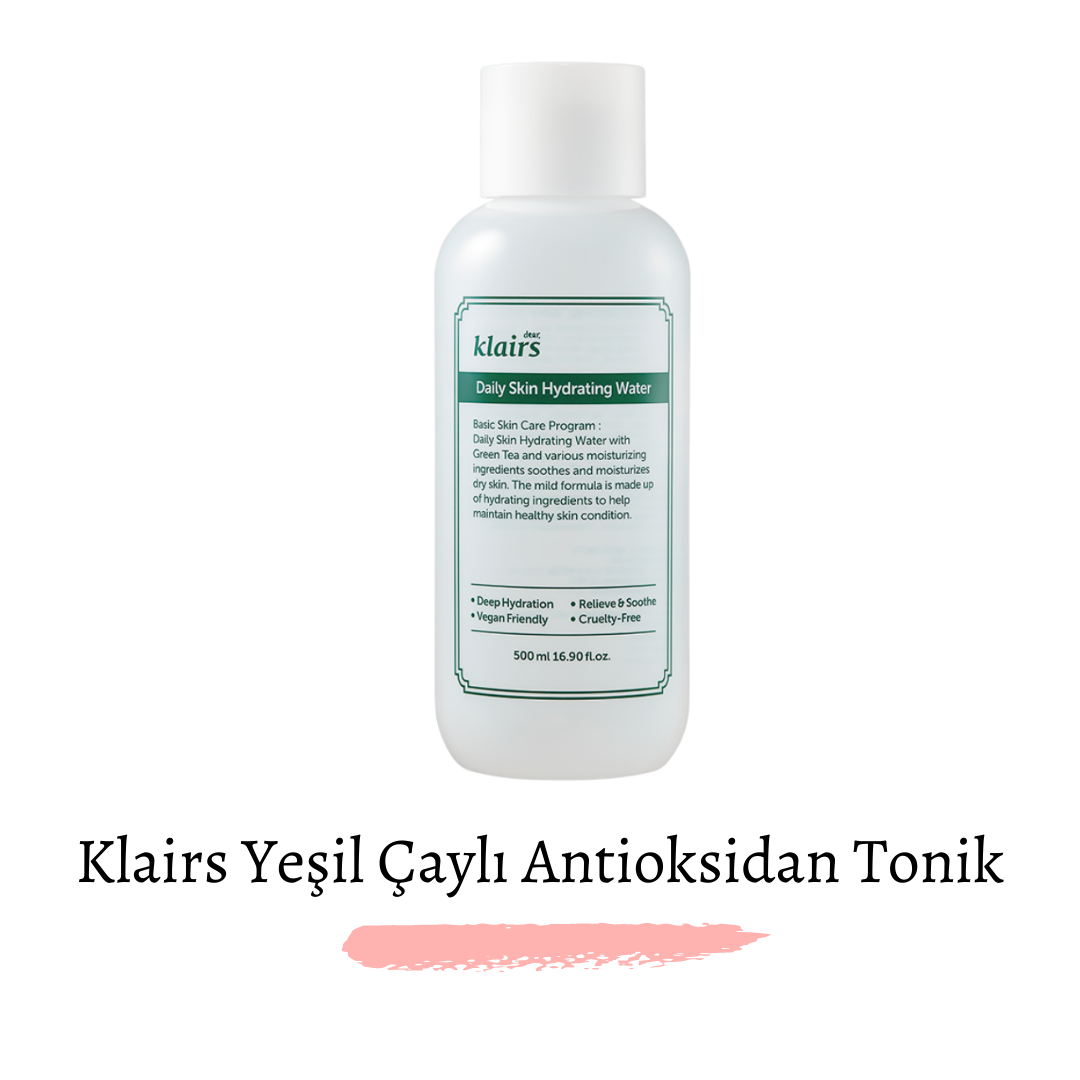 Klairs - Daily Hydrating Water