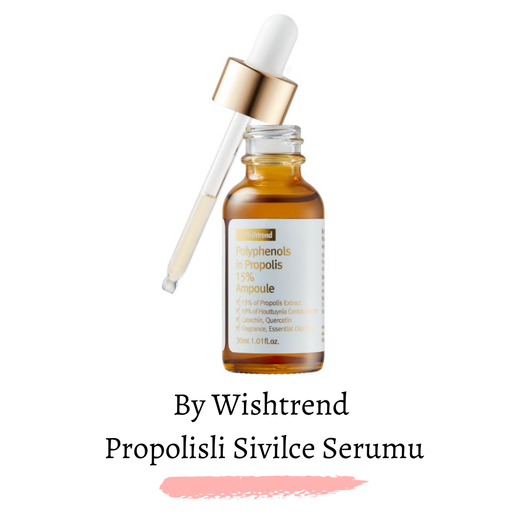 By Wishtrend - Polyphenol in Propolis 15% Ampoule