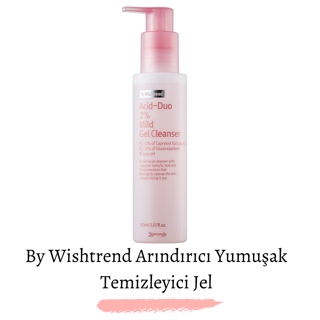 By Wishtrend - Acid Duo %2 Mild Gel Cleanser