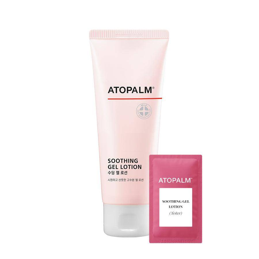 Korendy Kore Kozmetik Kbeauty Cilt Bakım (AT02-Tester) Atopalm - Soothing Gel Lotion 3ml